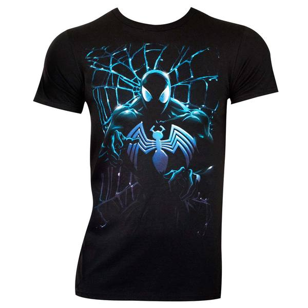 Spiderman Venom Web Cotton T-shirt 24500430