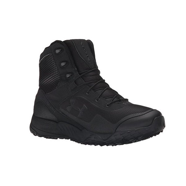 Under Armour Men's Valsetz RTS Black Wide Tactical Boot 24518539