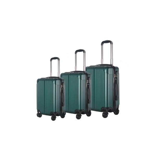 Brio Luggage 3-Piece Hardside Spinner Luggage Set 24559193