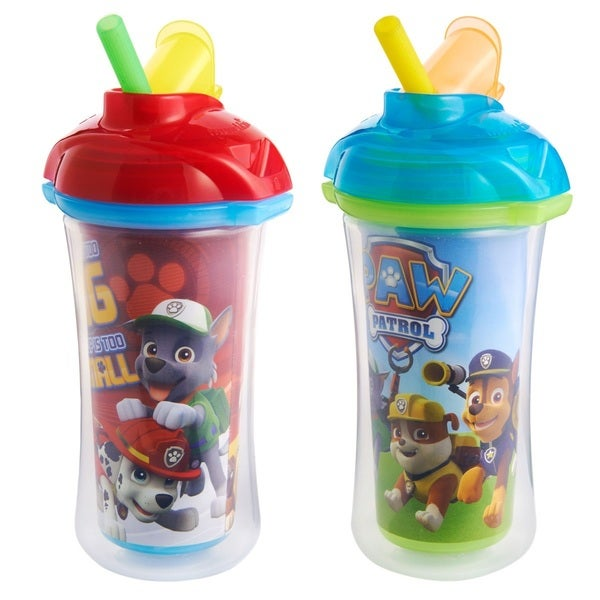 Munchkin Paw Patrol Click Lock Insulated 9-ounce Sippy Cup (Pack of 2) 24562921