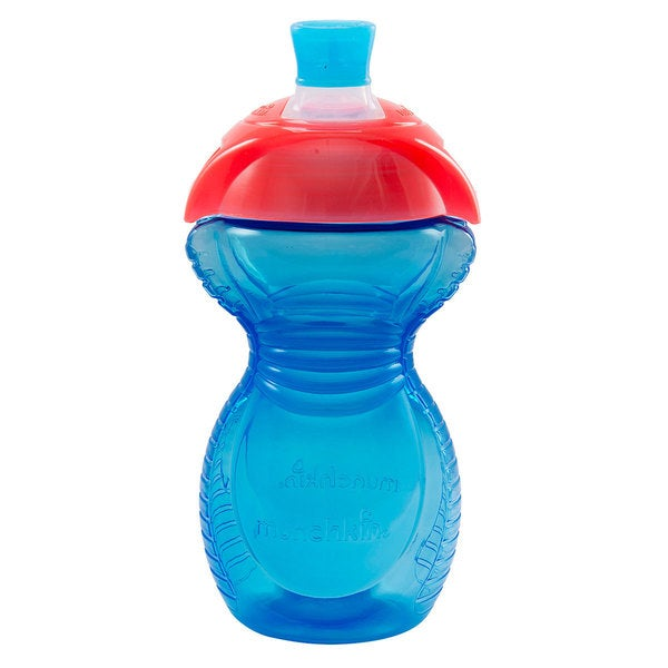 Munchkin Blue 9-ounce Click Lock Bite Proof Sippy Cup 24565287