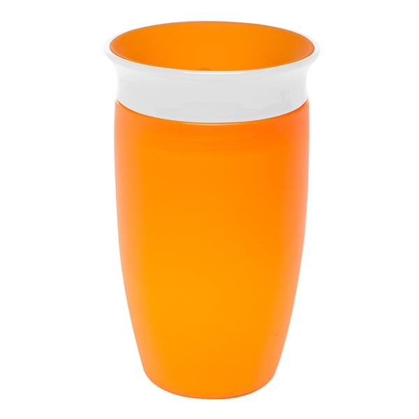 Munchkin Orange Miracle 360-degree 10-ounce Sippy Cup 24565346