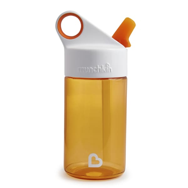 Munchkin Orange 12-ounce Sports Reusable Water Bottle 24565402