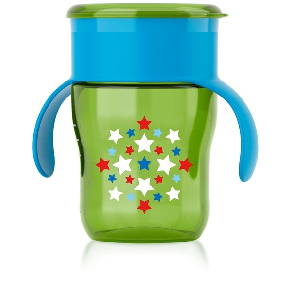 Philips Avent Green Stars My Natural 9-ounce Drinking Cup 24565412