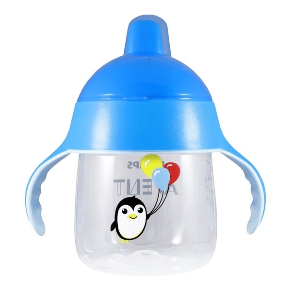 Philips Avent Blue Silicone 'My Penguin' 9-ounce Sippy Cup 24565703