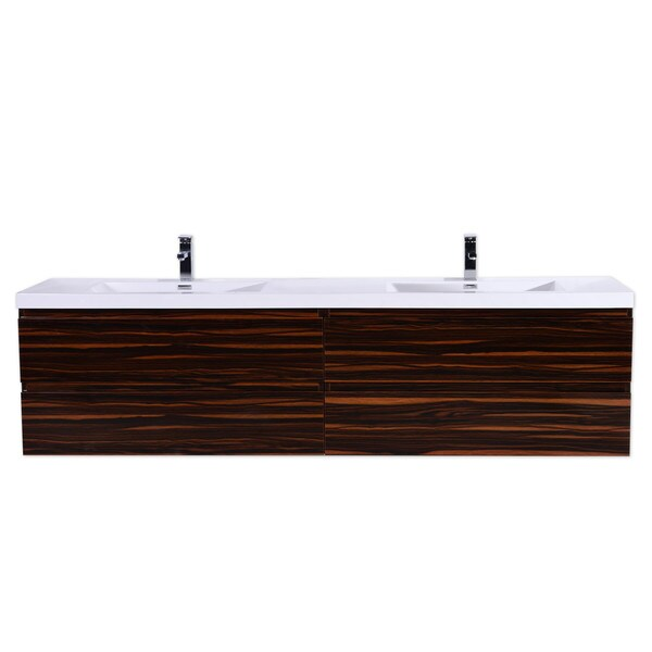 Sink To Double Fresca Torino Inch Grey Oak Modern Double Sink