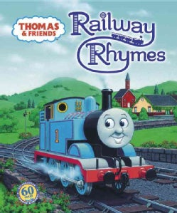 Thomas & Friends: Railway Rhymes (Board book)