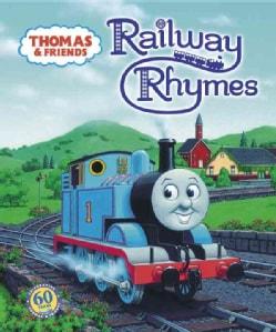 Thomas & Friends: Railway Rhymes (Board book)