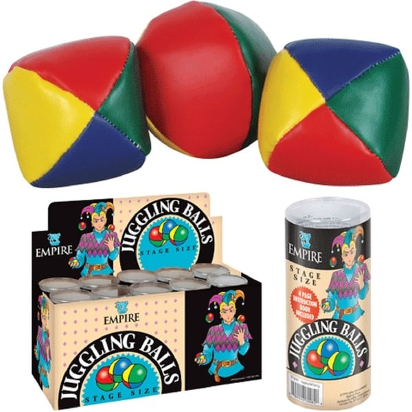 2.5-inch Large Juggling Balls Set 24595334