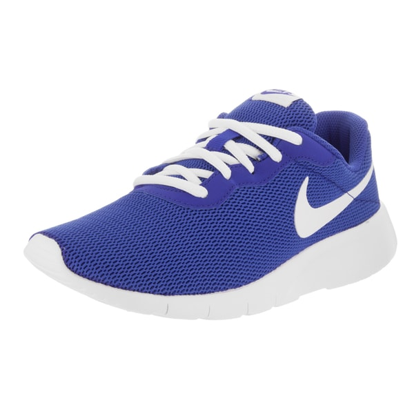 Nike Kids' Tanjun Blue Running Shoes 24602791