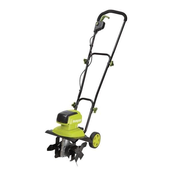 Sun Joe 40V 4.0-Ah Cordless 12-Inch Garden Tiller/Cultivator