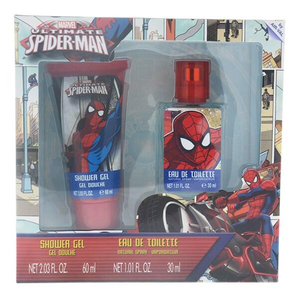 Ultimate Spider Man Kid's 2-piece Gift Set 24607309
