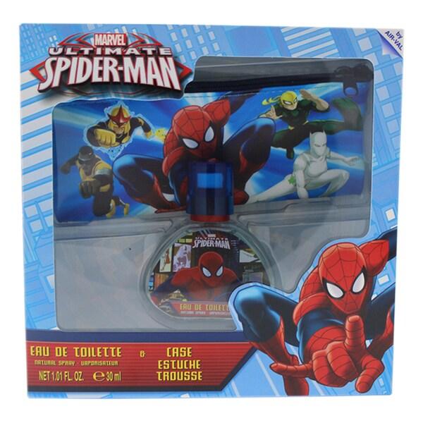 Ultimate Spider Man Kid's 2-piece Gift Set 24607311