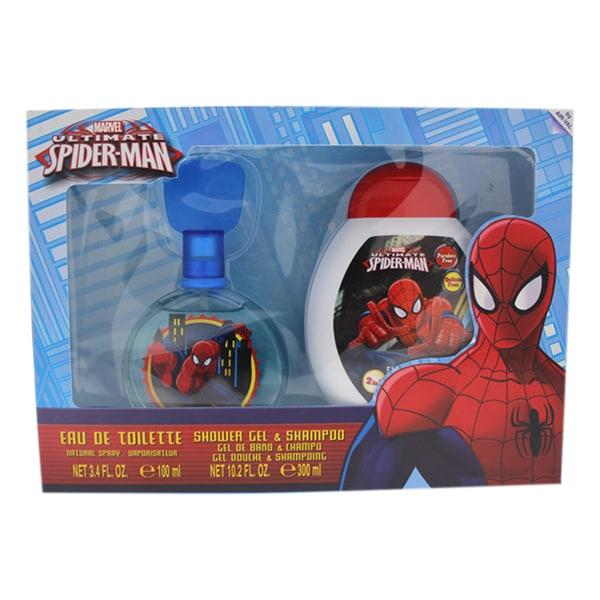 Ultimate Spider Man Kid's 2-piece Gift Set 24607312