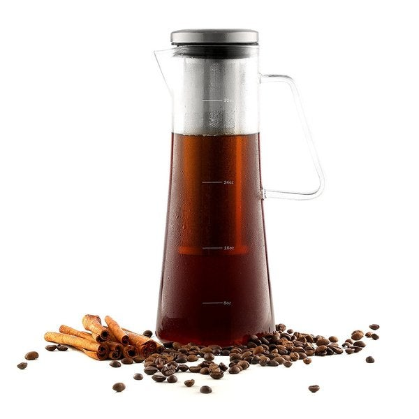 Glass Pitcher Cold Brew Coffee Maker 24657939