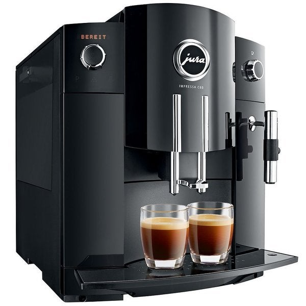 Jura Impressa C60 Automatic Coffee Machine (Refurbished) 24658210