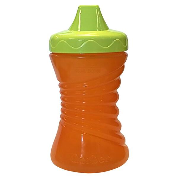 NUK Gerber Graduates Fun Grips Orange 10-ounce Hard Spout 24674668