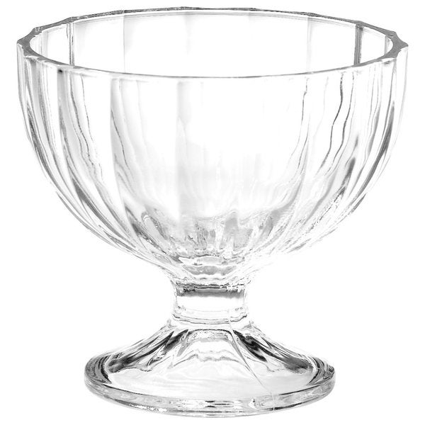 Bormioli Rocco Clear Glass Dessert Bowls (Pack of 6)