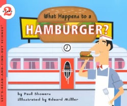 What Happens to a Hamburger (Paperback)