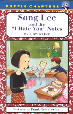 Song Lee and the I Hate You Notes (Paperback)