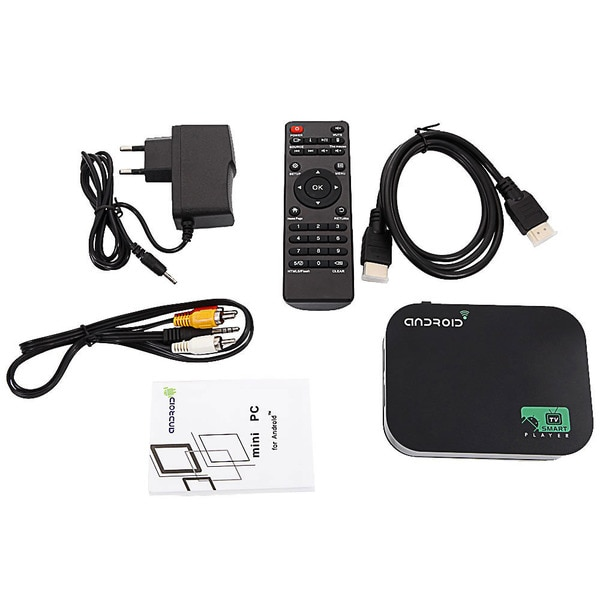 Z8 Dual-core Allwinner A20 1G/4G Wi-Fi Android HDMI TV Box/ Media Player 24749023