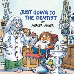 Just Going to the Dentist: Golden Look-look Book (Paperback)