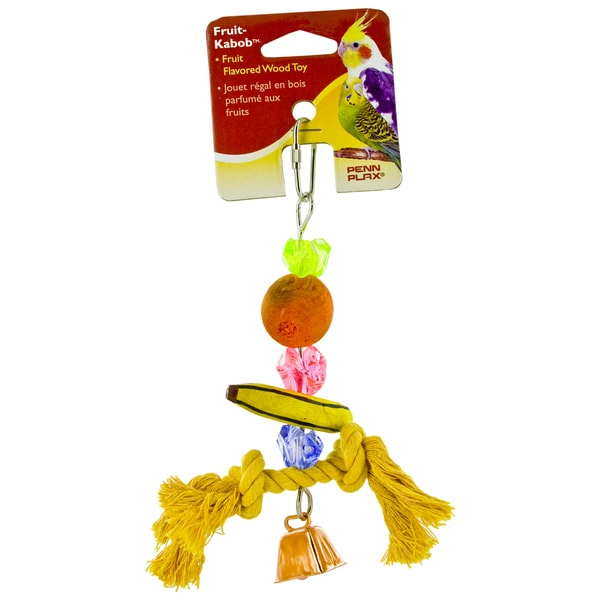 Penn Plax Small Bird Fruit Kabob 24761374