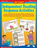Instant Independent Reading Response Activities (Paperback)