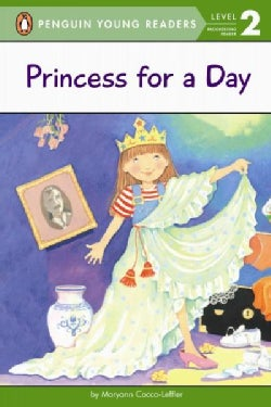 Princess for a Day (Paperback)