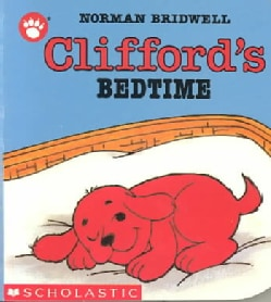 Clifford's Bedtime (Board book)