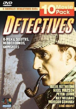 Detectives 10 Pack (DVD)