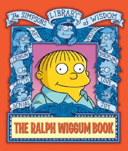 The Ralph Wiggum Book (Hardcover)