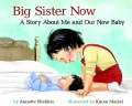 Big Sister Now: A Story About Me And Our New Baby (Hardcover)