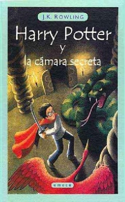 Harry Potter y la camara secreta / Harry Potter and the Chamber of Secrets (Paperback)