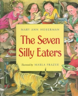 The Seven Silly Eaters (Hardcover)