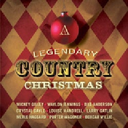 Various - Legendary Country Christmas