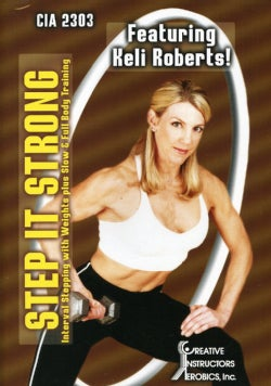 Step It Strong (DVD)