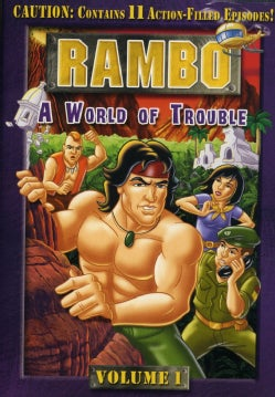 Rambo Vol 1: A World Of Trouble (DVD)