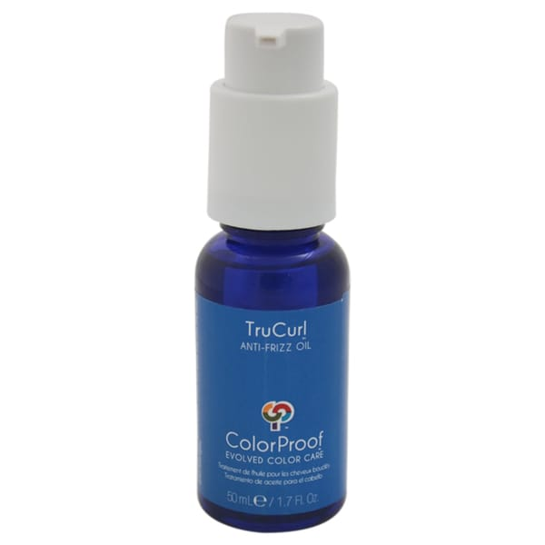 ColorProof TruCurl Anti-Frizz Oil ColorProof 1.7-ounce Oil 24895717