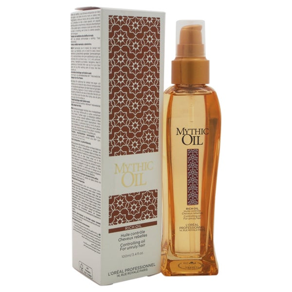 L'Oreal Professional 3.4-ounce Mythic Oil Rich Oil 24895722