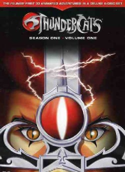 Thundercats: Season One, Vol 1 (DVD)