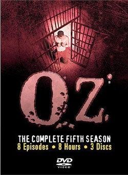 Oz: The Complete Fifth Season (DVD)