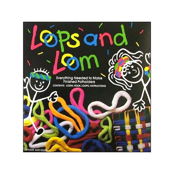 Wool Novelty Loom & Loops Set Boxed 24901623