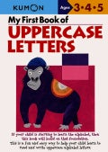 My First Book Of Uppercase Letters (Paperback)