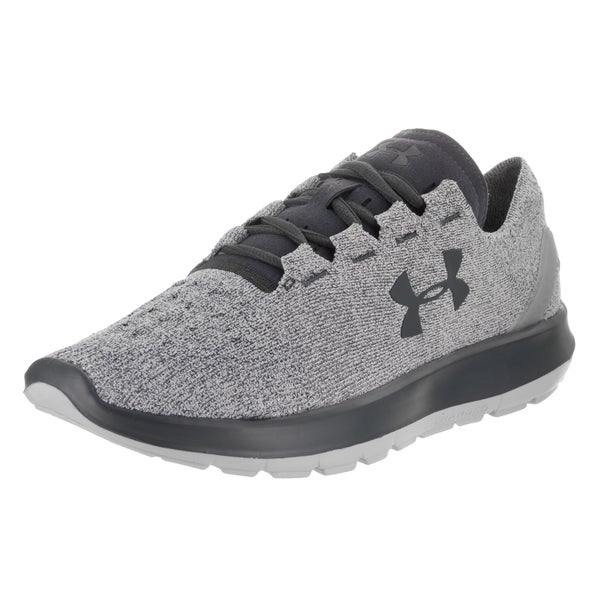 Under Armour Men's Speedform Slingride Grey Textile Running Shoe 24918963