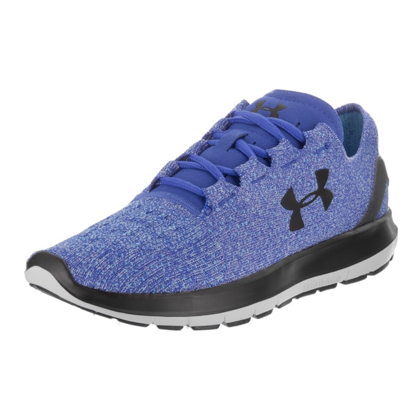 Under Armour Men's Speedform Slingride Tri Blue Running Shoe 24919215