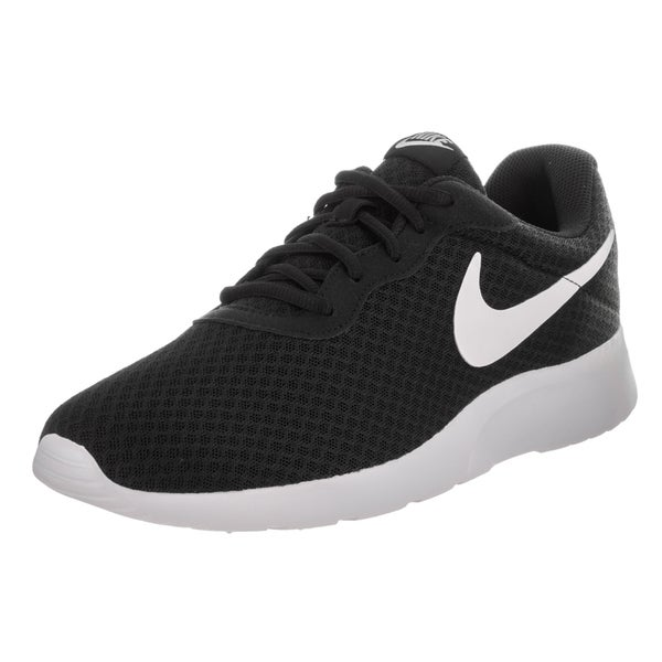 Nike Men's Tanjun Black Running Shoes 24921461