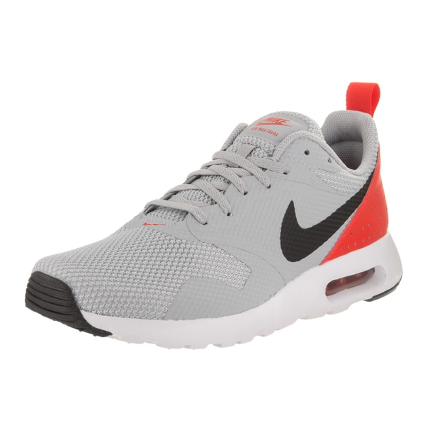 Nike Men's Air Max Tavas Grey Running Shoe 24924381