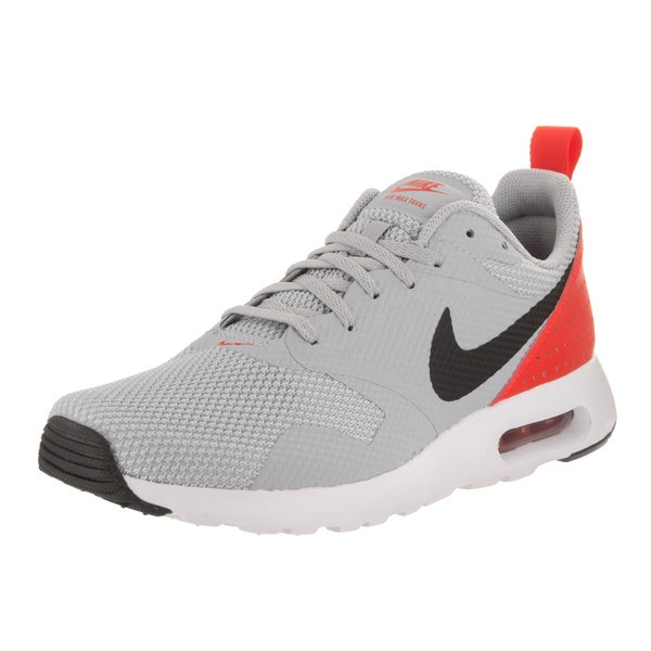 Nike Men's Air Max Tavas Grey Running Shoe 24924377