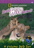 Really Wild Animals 4PK Set (DVD)
